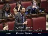 Giuseppe L'Abbate (M5S) l'Imu sui terreni agricoli è una tassa ingiusta - MoVimento 5 Stelle