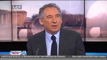 Politique Matin : Politique Matin : François Bayrou (MoDem)