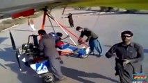 Talented Pakistani Invents Flying Bike - 2015
