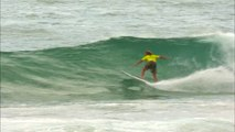 Hurley  Australian Open of Surfing 2015 - Faits saillants, Round 4