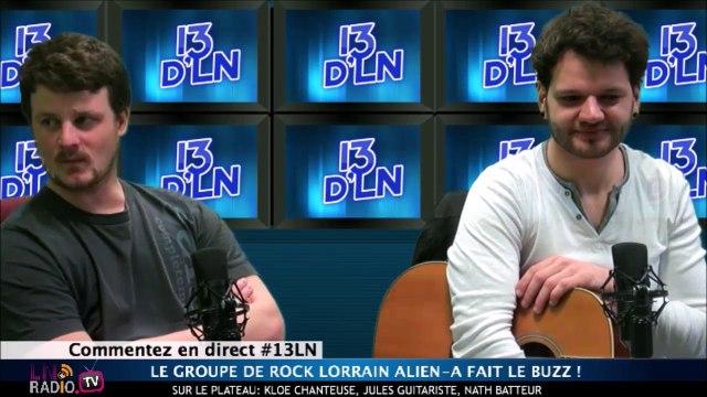 13 d'LN - Alien-A - Jeudi 19 Février 2015