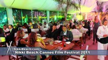 Nikki Beach La Plage Soiree Cannes Film Festival 2011