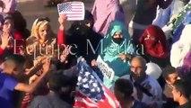 إنفصاليون بشوارع العيون - Polisario & lâayoune