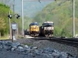 Norfolk Southern & CSX Transportation ( Railroading  Second to None ! )