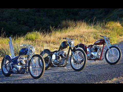 Triumph Bobbers