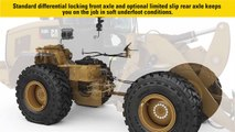 Virtual Tour of the Cat® 930K Small Wheel Loader