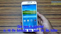 Samsung Galaxy S5 - 40+ Tips & Tricks, features & gestures Review!