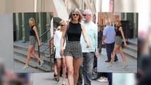 Taylor Swift Looks Effortlessly Chic in Summery Outfit in New York City