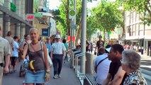 Crazy Backwards Flashmob - Verkehrte Welt Flashmob Karlsruhe