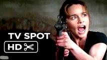 Terminator Genisys TV SPOT - Complicated (2015) - Emilia Clarke, Arnold Schwarzenegger Movie HD