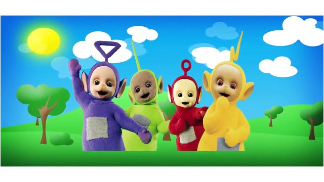 Finger Family Shopkins Cartoon & Teletubbies - songs Nursery Rhymes Collection for Kids &