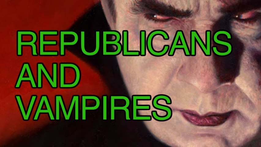 Republicans and Vampires