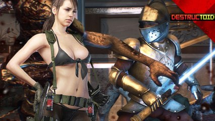 Xbox One LAUNCH DATE! Metal Gear Solid V NEW DETAILS, Dead Rising 3 MULTIPLE ENDINGS, & More!