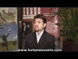 www.FortuneEvents.com - Interview with Marcus de Maria and Inga Truscott of Fortune Events