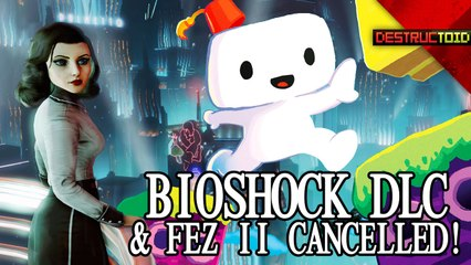 BioShock Infinite DLC ANNOUNCED! Fez II CANCELLED, Xbox One MATCHMAKING, & More!