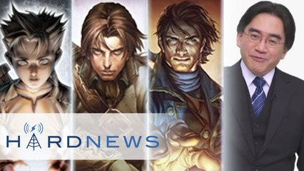Hard News 01/20/14 - Nintendo considers mobile games, hypocrite pirates, and Fable Trilogy bundle