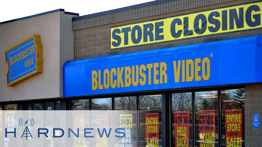 Hard News 11/11/13 - Target's early release, Warlords of Draenor, and good bye Blockbuster