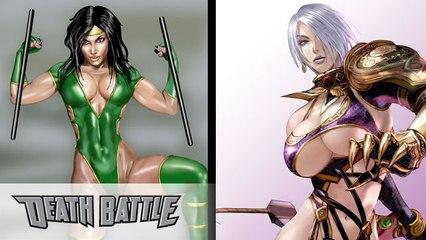 DEATH BATTLE! - Ivy VS Orchid