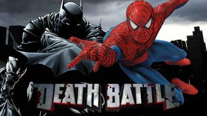 Batman Battles Spider-Man to the Death!