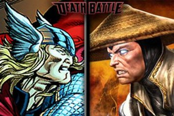 Thor VS Raiden - Who is the God of Thunder?