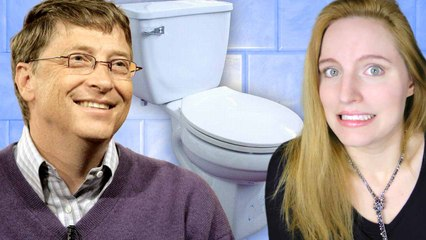 Bill Gates Flushes Charity Down the Toilet?