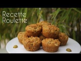 Muffins jambon olives !