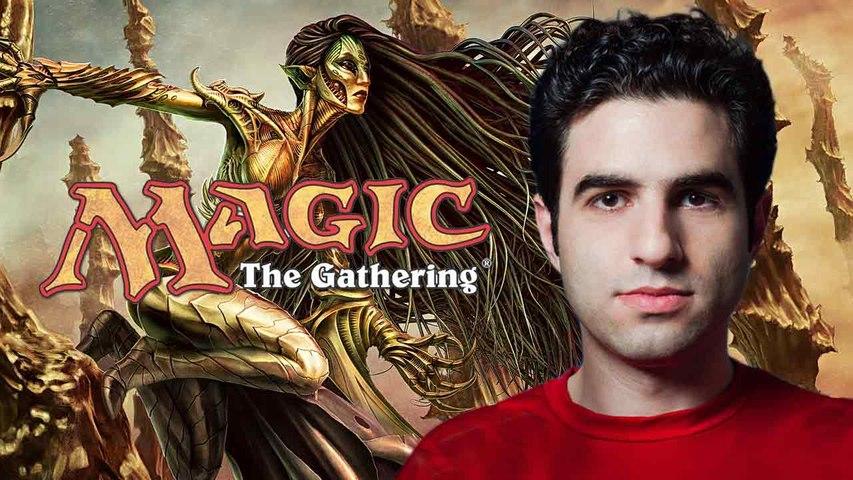 Magic the Gathering: The Rap