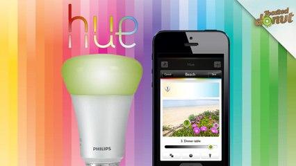 The 16 Million Color Customizable Light Bulb