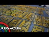 Fake, multiple plates seized from taxi company
