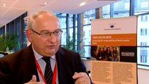 Interview of M. Delebarre on the Europe 2020 Monitoring Platform, Youth on the Move conference 2012