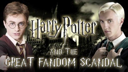 Harry Potter and the Great Fan Scandals