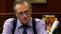 Mike Rowe talks to Larry King about Dirty Jobs Down Under show, favorite dirty job, and blue collar work