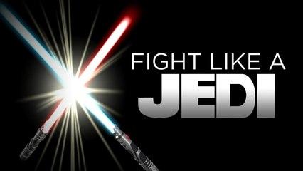 Learn to Sword Fight Like a Jedi