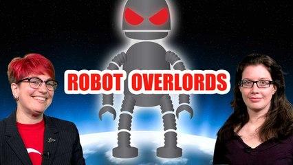 Robot or Cyborg?