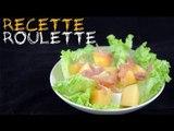 Recette : Salade melon feta
