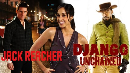 Django Unchained & Jack Reacher Movie Reviews!