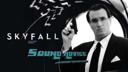Skyfall Movie Review with Harry the Sound Guy