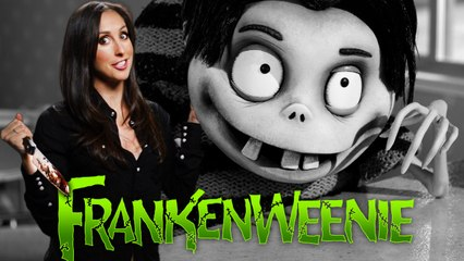 Frankenweenie Movie Review! Plus New Horror Film Trailer Reviews Just in Time for Halloween!