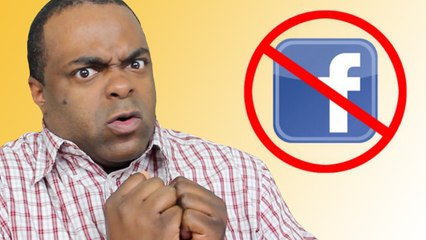 Delete Facebook or Be Expelled!