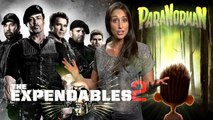 Expendables 2 & ParaNorman Movie Reviews Plus a Tribute to Shark Week!