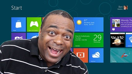 Windows 8 Consumer Preview...YAY!