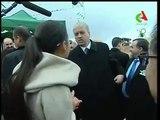 «Et vous lui dites dans un mois le ministre sera ici, le chantier doit être un chantier chinois!»