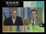 Jean-Jacques Cros interviewe Nicolas Sarkozy 2004 (Part 2)