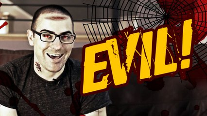 EVIL: Pick Locks, Steal Flights, Conquer Food Thieves and More!