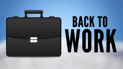 Get Back To Work: Jump Start your Productivity, Refine your To-Do List, and Move to the Cloud!