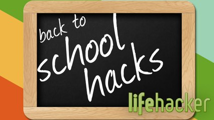 Back to School Hacks, Survive a Zombie Apocalypse, and DIY Lock Picks