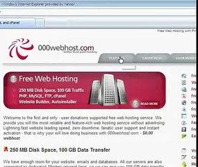 Хостинг 250 мб бесплатно хостинги майнкрафт vps