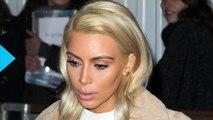 Bombshell Kardashian Channels Marilyn Monroe for Vogue Brazil