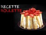 """Recette : """"The"""" charlotte aux fraises"""