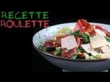Recette : Salade d'asperges aux pignons !